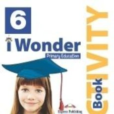 Libros: IWONDER 6 ACTIVITY PACK. Lote 288085443