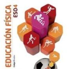 Libros: CÓDIGO BRUÑO EDUCACIÓN FÍSICA 4 ESO. Lote 288451173