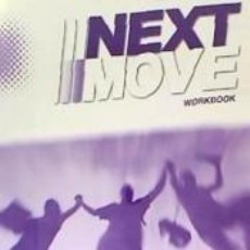 Libros: NEXT MOVE SPAIN 4 WB PACK. Lote 288451203