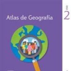 Libros: GEOGRAFIA E HISTORIA SERIE DESCUBRE 2 ESO SABER HACER CONTIGO. Lote 288461478