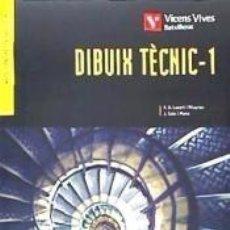Libros: DIBUIX TECNIC 1. Lote 288474213
