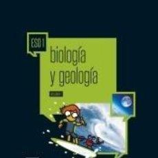 Libros: BIOLOGÍA Y GEOLOGÍA, 1º ESO. Lote 288511623