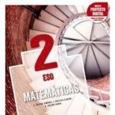 Libros: MATEMÁTICAS 2.. Lote 288633968