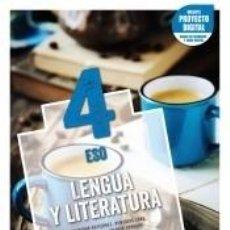 Libros: LENGUA Y LITERATURA 4. + TALLER COMPRENSIÓN ORAL. Lote 288634113