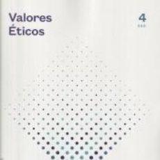 Libros: VALORES ETICOS SERIE NUEVO PARTICIPA 4 ESO. Lote 288645608