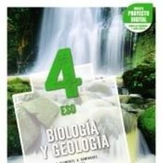 Libros: BIOLOGÍA Y GEOLOGÍA 4. + DUAL FOCUS.. Lote 288900033