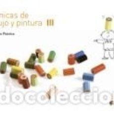 Libros: CUADERNO TECNICAS DE DIBUJO Y PINTURA 3 PRIMARIA. Lote 289255828