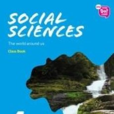 Libros: NEW THINK DO LEARN SOCIAL SCIENCES 4. CLASS BOOK THE WORLD AROUND US (NATIONAL EDITION). Lote 289269288
