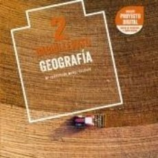 Libros: GEOGRAFÍA 2.. Lote 289468253