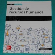 Libros: GESTIÓN DE RECURSOS HUMANOS. Lote 289904753