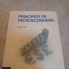Libros: PRINCIPIOS DE MICROECONOMIA. Lote 290271628