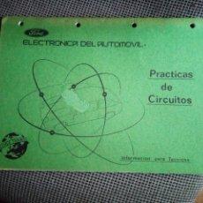 Libros: LIBRO SERVICE TRAINING ELECTRONICA DEL AUTOMOVIL FORD. Lote 291911178
