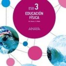 Libros: EDUCACIÓN FÍSICA, 3º ESO. Lote 293595478