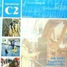 Libros: ERKUNDUNGEN C2 DEUTSCH ALS FREMDSPRACHE+CD AUDIO. Lote 293945433