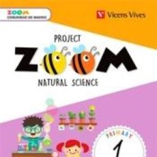 Libros: NATURAL SCIENCE 1 MADRID+ WELCOME (ZOOM). Lote 294936168