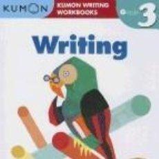 Libros: GRADE 3 WRITING. Lote 295045338
