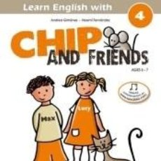 Libros: CHIP AND FRIENDS 4. Lote 295272113