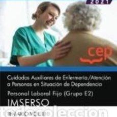 Libros: CUIDADOS AUXILIARES DE ENFERMERÍA / ATENCIÓN A PERSONAS EN SITUACIÓN DE DEPENDENCIA. PERSONAL. Lote 295450963