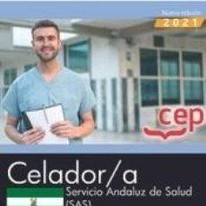 Libros: CELADOR/A. SERVICIO ANDALUZ DE SALUD (SAS). TEST COMÚN. Lote 295468978