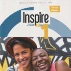 Libros: INSPIRE 1 VERS ESPAG ALUM. Lote 295606778