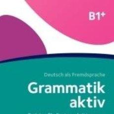 Libros: GRAMMATIK AKTIV B1+. LIBRO DE EJERCICIOS. Lote 295606943
