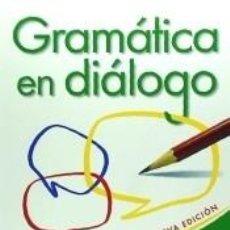 Libros: GRAMÁTICA EN DIÁLOGO + AUDIO (A1-A2). Lote 295618418