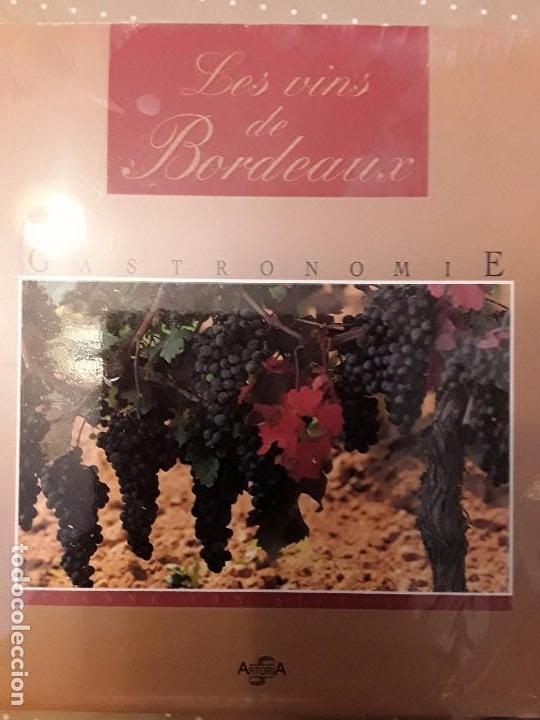 LES VINS DE BORDEAUX GASTRONOMÍE/ EN FRANCES LOS VINOS DE BURDEOS /ARTERIA UNICO IDEAL REGALO (Libros Nuevos - Ocio - Vinos)