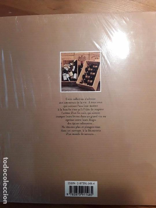 Libros: LES VINS DE BORDEAUX GASTRONOMÍE/ EN FRANCES LOS VINOS DE BURDEOS /ARTERIA UNICO IDEAL REGALO - Foto 2 - 75032007