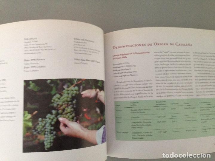 Libros: EL LIBRO DE ORO DEL VINO EN ESPAÑA, editorial Carroggio - Foto 5 - 76876895