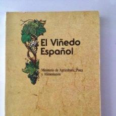 Libros: EL VIÑEDO ESPAÑOL.. Lote 94340706