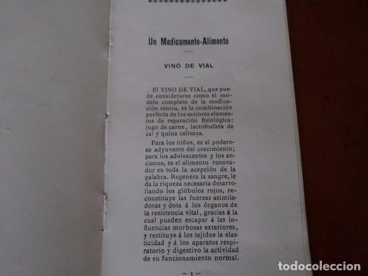 Libros: VINO DE VIAL - Foto 4 - 101311855