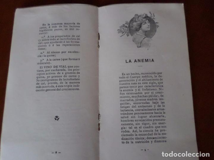 Libros: VINO DE VIAL - Foto 6 - 101311855