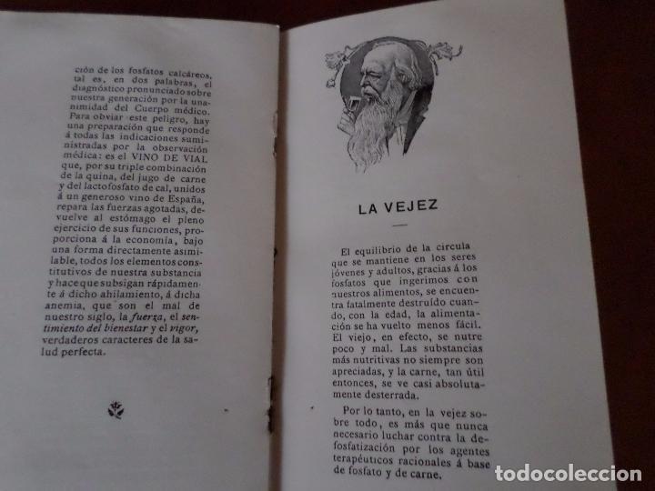 Libros: VINO DE VIAL - Foto 7 - 101311855