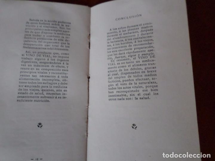 Libros: VINO DE VIAL - Foto 8 - 101311855