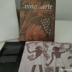 Libros: LIBRO EL VINO EN EL ARTE.. Lote 110959799