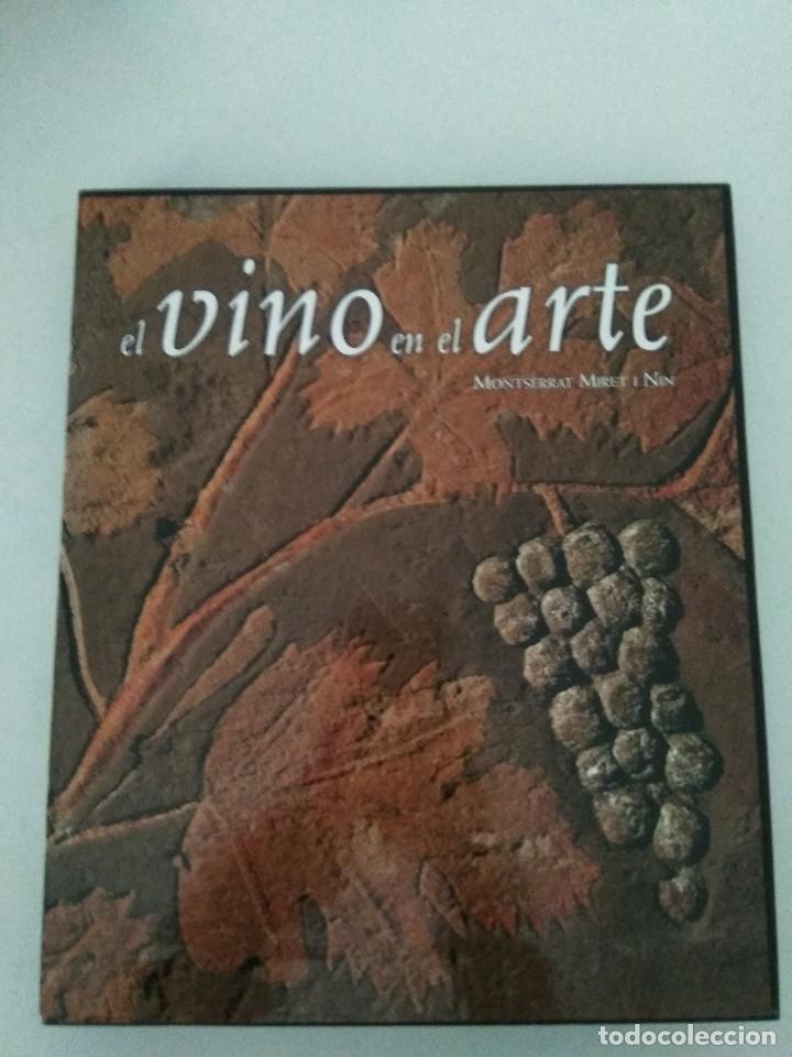 Libros: Libro el vino en el arte. - Foto 3 - 110959799