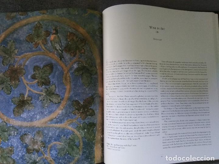Libros: Libro el vino en el arte. - Foto 11 - 110959799