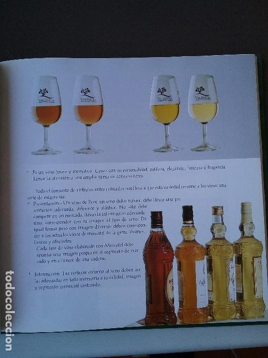 Libros: EL VINO DE MOSCATEL EN LA COMUNIDAD VALENCIANA. - Foto 5 - 61615528