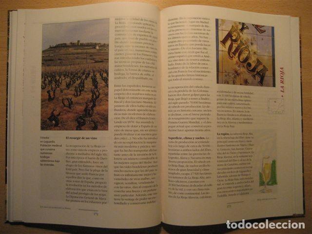 Libros: LIBRO SOBRE LOS VINOS DE ESPAÑA (Pedro Plasencia - Teclo Villalón) - Foto 3 - 135664299