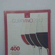 Libros: VINO GUIA 2012 ABC , LEER. Lote 146322314