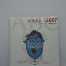 Libros: VINO GUIA 2007 ABC , LEER. Lote 146322358