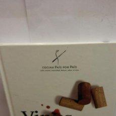Libros: BJS.VINOS.EDT, EL PAIS... Lote 151110538