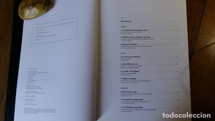 Libros: La Rioja, sus viñas y su vino. 1ª Edición - Logroño, Gobierno de la Rioja 2009 - Foto 2 - 153724806