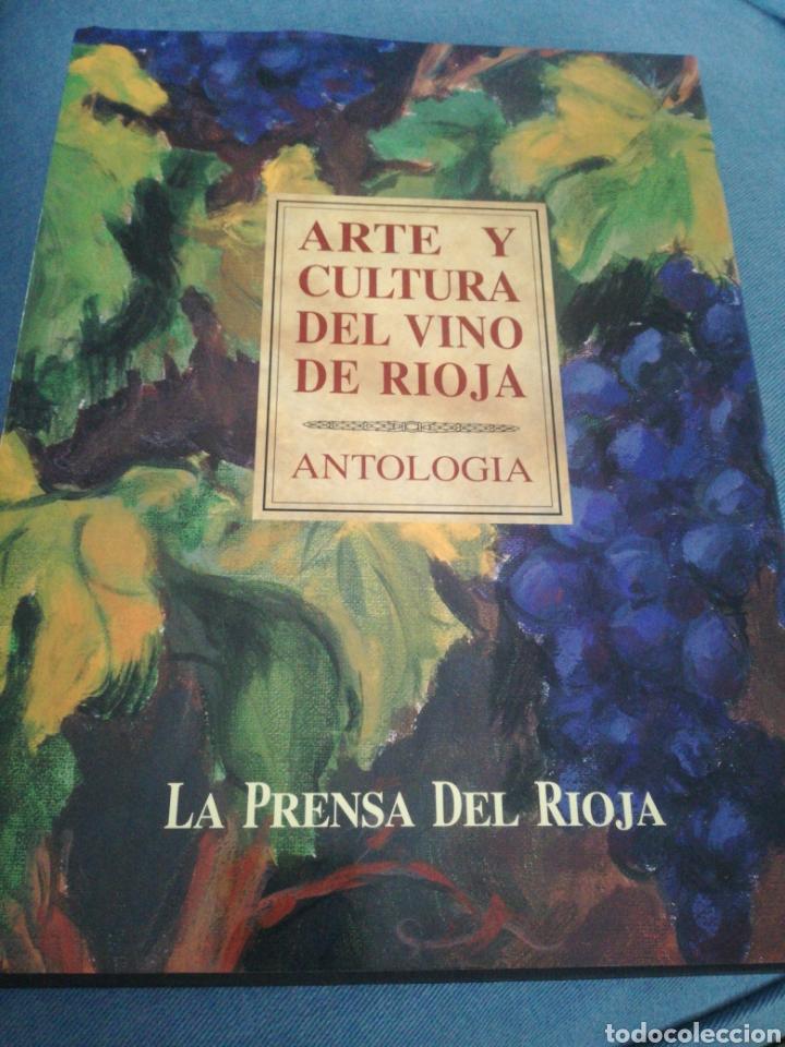 ARTE Y CULTURA DEL VINO DE RIOJA (Libros Nuevos - Ocio - Vinos)