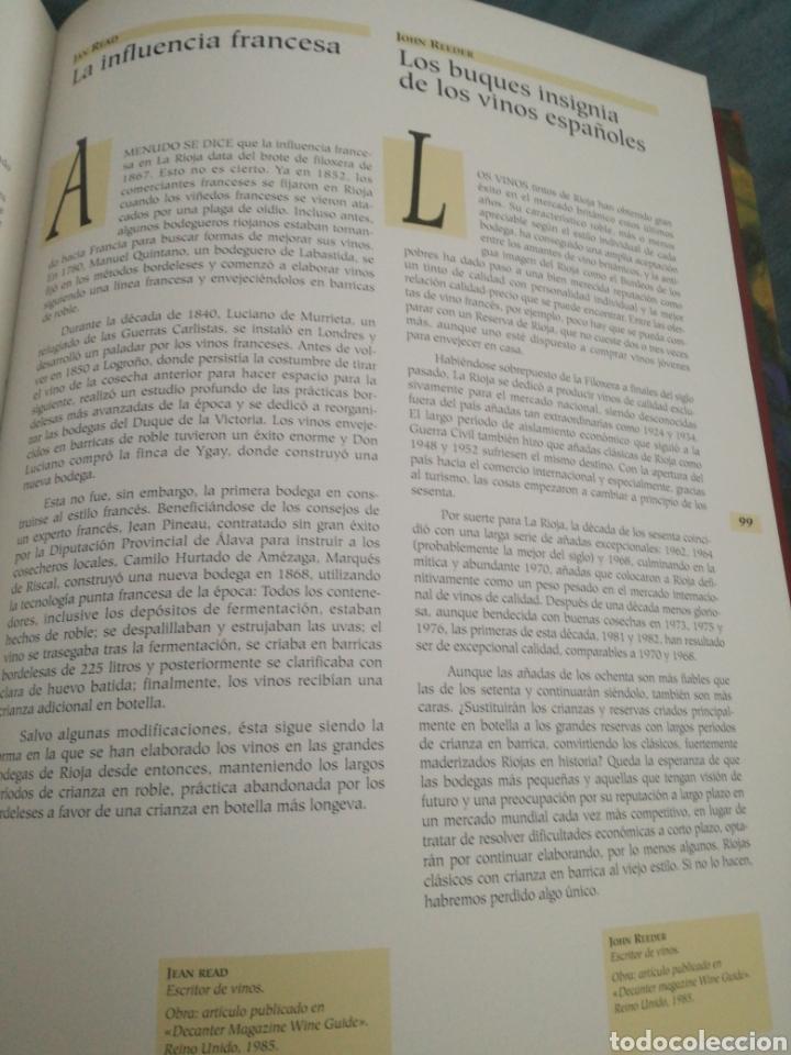 Libros: Arte y Cultura del vino de Rioja - Foto 3 - 159414838