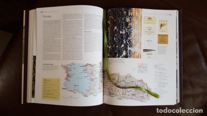 Libros: ATLAS MUNDIAL DEL VINO - HUGH J0HNSON Y JANCIS ROBINSON, ULTIMA EDICIÓN ACTUALIZADA- VER DESCRIPCIÓN - Foto 4 - 168272332