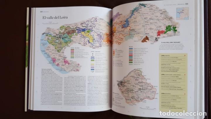 Libros: ATLAS MUNDIAL DEL VINO - HUGH J0HNSON Y JANCIS ROBINSON, 7ª EDICIÓN ACTUALIZADA- VER DESCRIPCIÓN - Foto 5 - 168272332