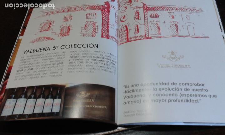 Libros: CATALOGO DE VINOS VEGA SICILIA (AÑO 2018) - Foto 2 - 263132270