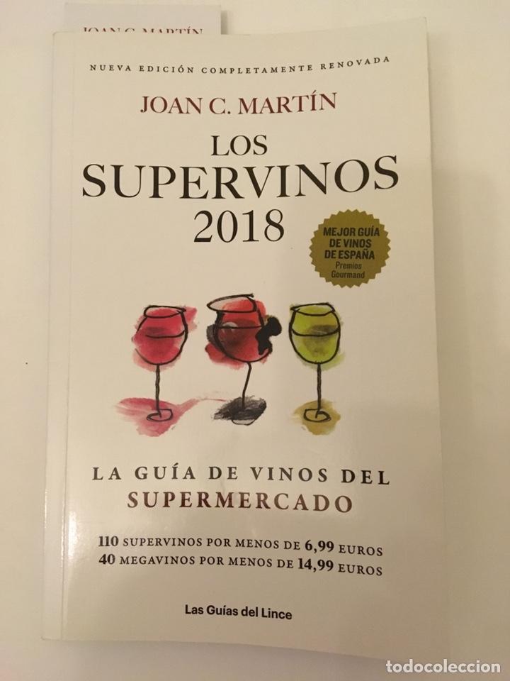 SÚPERVINOS 2018 (Libros Nuevos - Ocio - Vinos)