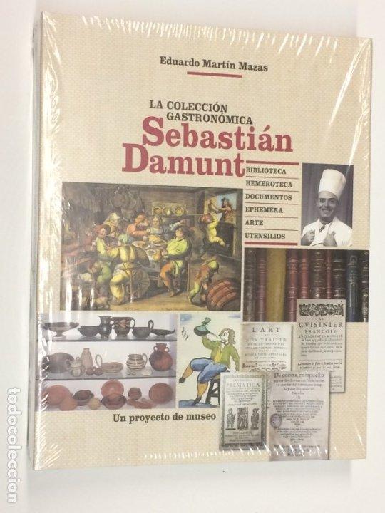 Libros: AÑO 2019 - EDUARDO MARTÍN MAZAS- La colección gastronómica de Sebastián Damunt - BIBLIOGRAFÍA VINOS - Foto 8 - 196445051